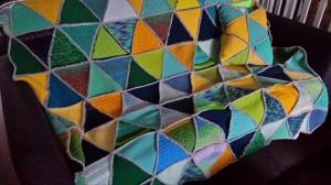 TJ deken en kussen 03 bonte kleuren