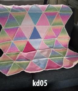 KD 5 (kleine deken)